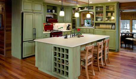 Attirant Kitchen Cabinets