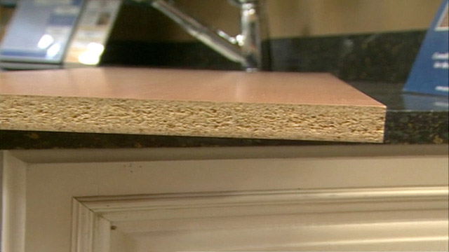 Kitchen Cabinet Quality Plywood or Particleboard