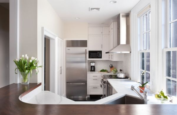 Make Your Small Kitchen Feel Bigger