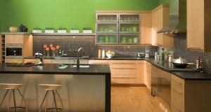 green-wood-kitchen