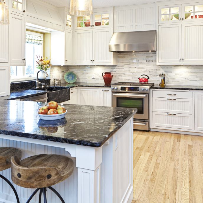 White Kitchen Cabinets Resale Value: Preparing For Home Resale By Remodeling The Kitchen